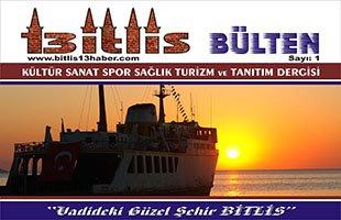 Bitlis Bülten 1. Sayı