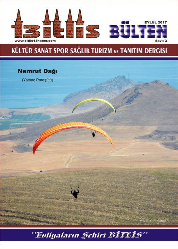 Bitlis Bülten 2. Sayı