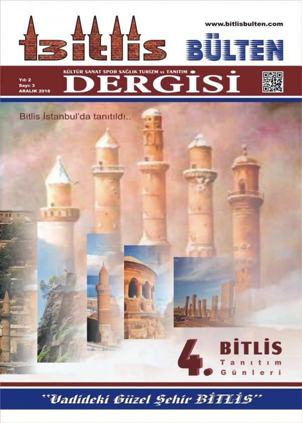 Bitlis Bülten 3. Sayı