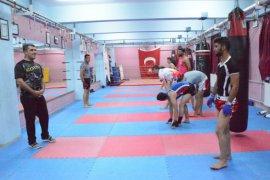 Bitlisli sporcular dünya şampiyonasında Türkiye'yi temsil edecek