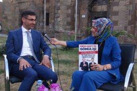 Bitlis Belediye Başkanı Nesrullah Tanğlay ile röportaj