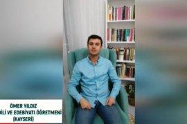 Tatvan'daki öğretmenlerden öğrencilere anlamlı mesaj