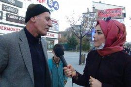Lösemi Haftası dolayısıyla Tatvan'da röportaj