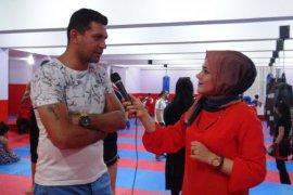 İranlı sporcular Tatvan'da kampa girdi