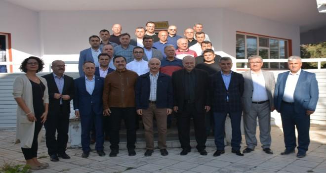 Bakan Yardımcısı Dursun'un Tatvan ziyareti