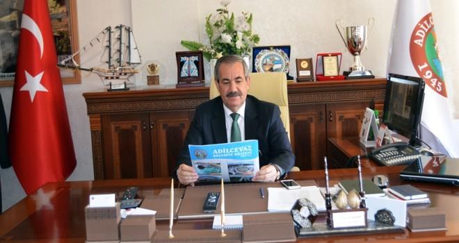 """Başkan Gürsoy'un """"Gazeteciler Günü"""" mesajı"""