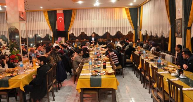 Başkan Çetinsoy, öğretmenlerle bir araya geldi