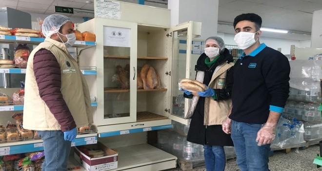 Tatvan'da Korona Virüse karşı hijyen denetimleri ve eğitimleri yapılıyor