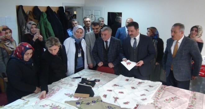 Tatvan Belediyesi 'Kültür Sanat ve Spor Merkezi' faaliyetleri
