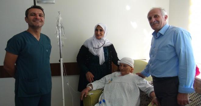 Can Hastanesi'nde yapılan başarılı ameliyat