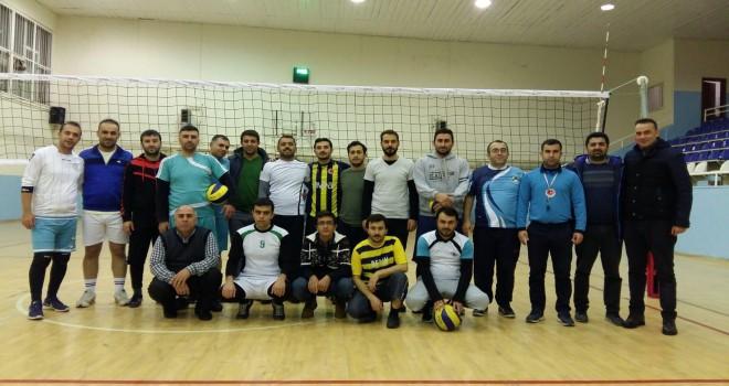 BEÜ voleybol takımı Kurumlararası Voleybol Turnuvası'nda şampiyon oldu