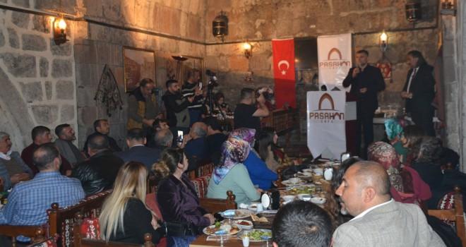 Bitlis'te iş adamları istişare toplantısı düzenlendi