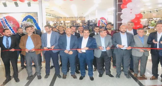 Tatvan'da yeni bir iş yeri hizmete açıldı