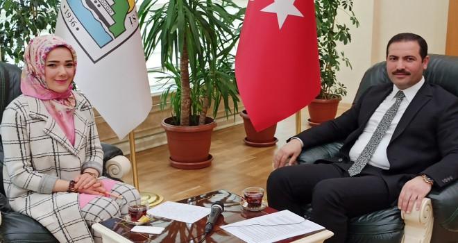 Tatvan Belediye Başkanı Mehmet Emin Geylani ile röportaj