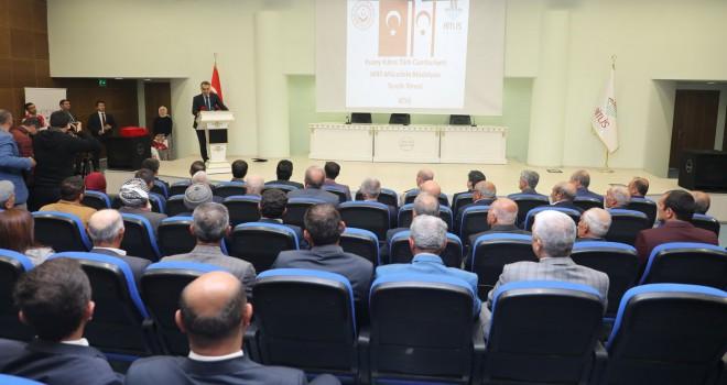 29 Kıbrıs gazisine madalya verildi
