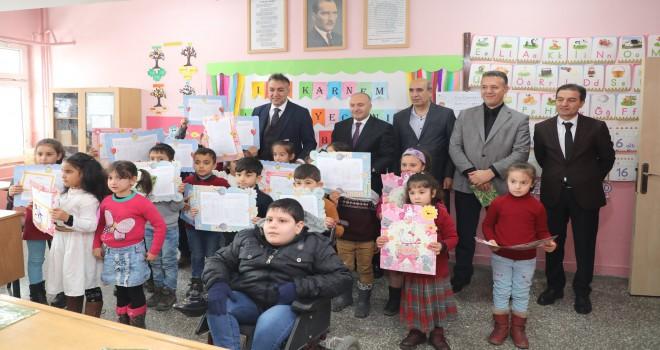 Bitlis il genelinde 87 bin 831 öğrenci karne aldı
