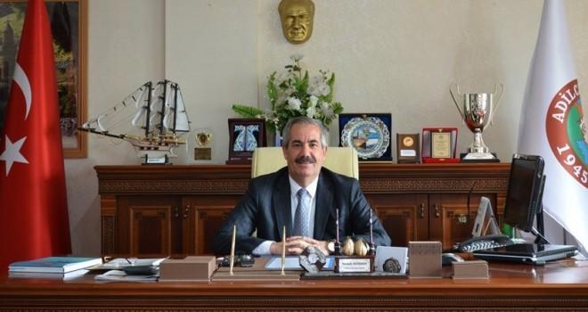 """Başkan Gürsoy'un """"Yeni Yıl"""" Mesajı"""