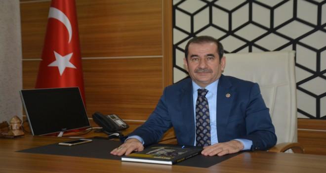 Milletvekili Cemal Taşar'ın 'Miraç Kandili' mesajı