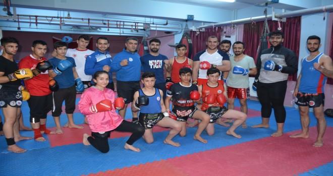 Bitlisli sporcular Avrupa Kupası Şampiyonu oldu
