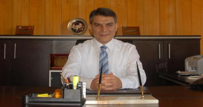 """Kaymakam Özkan'ın """"Öğretmenler Günü"""" mesajı"""