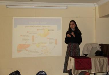 Bitlis Belediyesi 14 Kasım Dünya Diyabet Günü semineri düzenledi