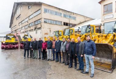 Bitlis Belediyesi kışa hazır