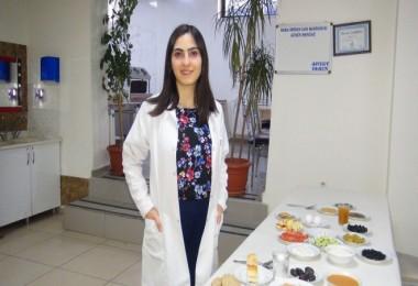 Diyetisyen Berçem Gönüldaş, Ramazan ayında beslenme konusunda uyarılarda bulundu
