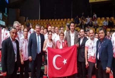 BEÜ öğrencisi Avrupa Şampiyonu oldu
