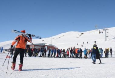 Kayakseverlere müjdeli bir haber