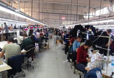 Tatvan'daki tekstilde 200 kişiye istihdam sağlanıyor