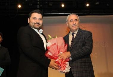 BEÜ'de başarı bedel ister konferansı düzenlendi