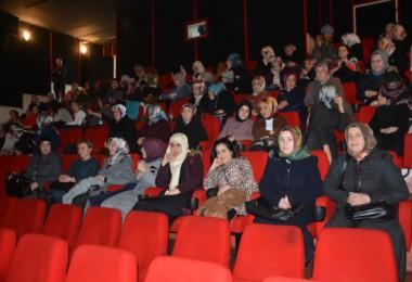 Tatvan'daki kadınlar için sinema etkinliği düzenlendi