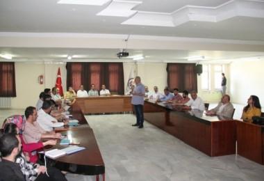 Bitlis Belediyesi personellerine yönelik eğitim programı düzenledi