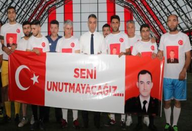 Bitlis'te şehit yakını ve gazi aileleri futbol turnuvası