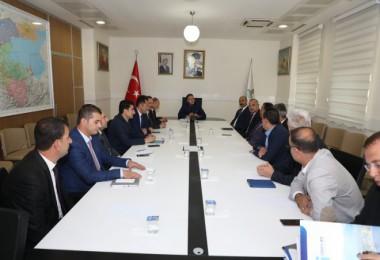 Bitlis'te işsizliği önleyici tedbirler alımı toplantısı düzenlendi