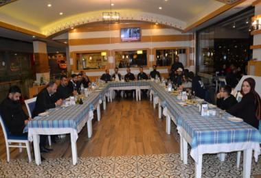 MÜSİAD tarafından, gazeteciler için Tatvan'da program düzenlendi