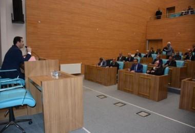 Tatvan Belediyesi ilk meclis toplantısını yaptı