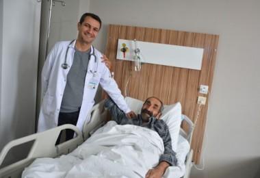 Tatvan'da Kolon Kanseri ameliyatı başarılı bir şekilde yapıldı