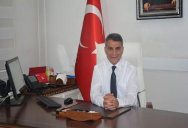 Kaymakam Özkan'ın 'Miraç Kandili' mesajı
