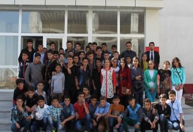 Mutki'deki öğrenciler için üniversite gezisi düzenlendi