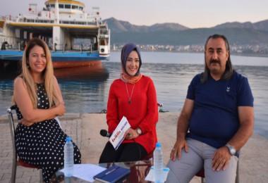 Turizm ekonomisi hakkında Esra Dursun ve Cengiz Şahin ile röportaj