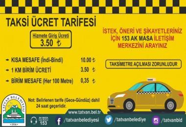 Ticari taksi şikayetleri 153 hattı aracılığıyla değerlendirilecek
