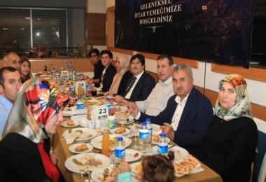 BEÜ tarafından Geleneksel İftar Programı düzenlendi