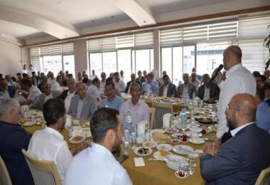 Tatvan'daki muhtarlarla toplantı düzenlendi