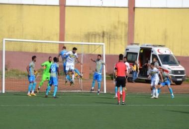 Bitlis Özgüzeldere Spor 1 - Siirt İl Özel İdaresi Spor 1
