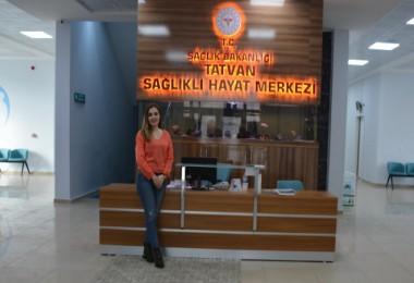 Tatvan'daki kadınlara 'Gebelik Eğitimi' verildi