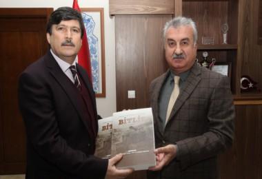 Tarih ve kültür alanındaki en kapsamlı 'Tarihi ve Kültürel Yönleriyle Bitlis'kitabı çıktı