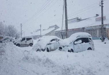 Meteoroloji yoğun kar yağışı için uyardı