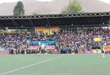 Bitlis Özgüzeldere Spor 1 - Batman Belediye Spor 1