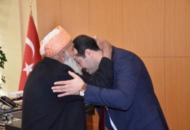 Başkan Geylani, halk gününde vatandaşlarla buluştu